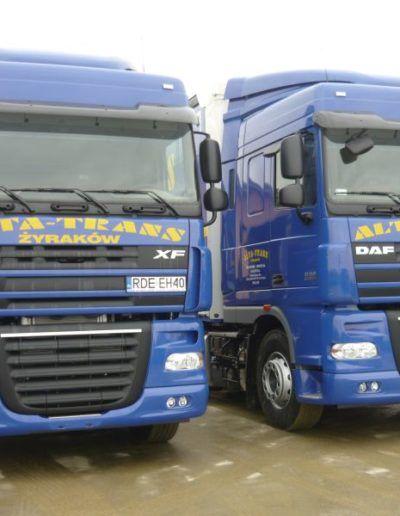 Transport-DAFy